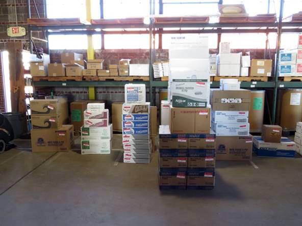 Acme Janitor Warehouse