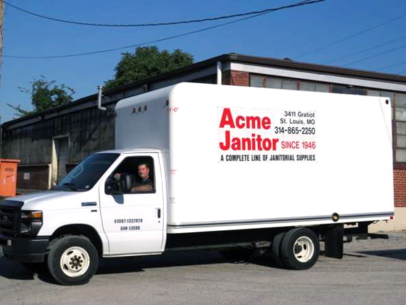 Acme Janitor Truck
