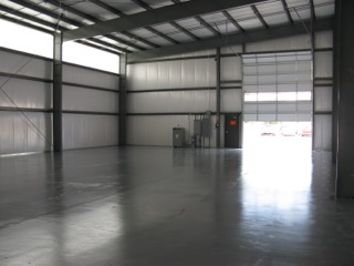 Commercial Warehouse Floor
