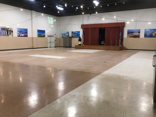 Strip and Wax of VCT tile